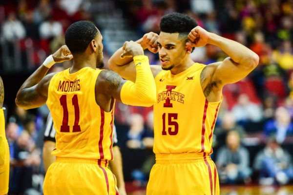 Iowa State Hasn't Shined as Much as Hoped This Season (USA Today Images)