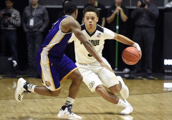 Carsen Edwards (USA Today Images)