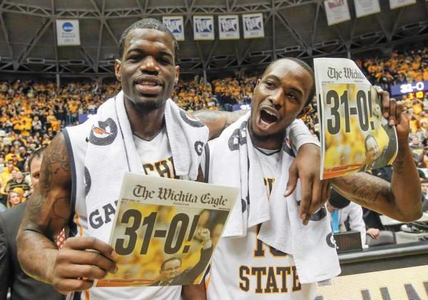 Wichita State Parlayed a Perfect Regular Season into a #1 Seed in 2014