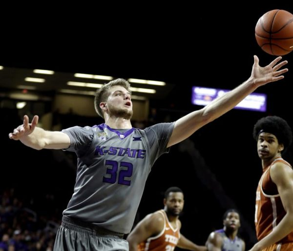 Kansas State center Dean Wade gives the Wildcats an early edge on the middle of the Big 12 pack. (Statesman.com)