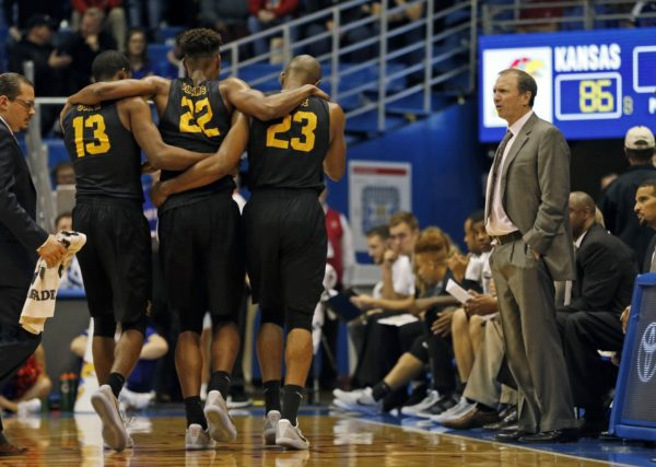 Dan Monson Clearly Believes in a Tough Non-Conference Schedule (USA Today Images)