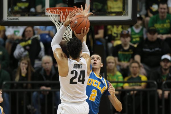 Dillon Brooks Daggered UCLA Last Week to Open Conference Play (USA Today Images)