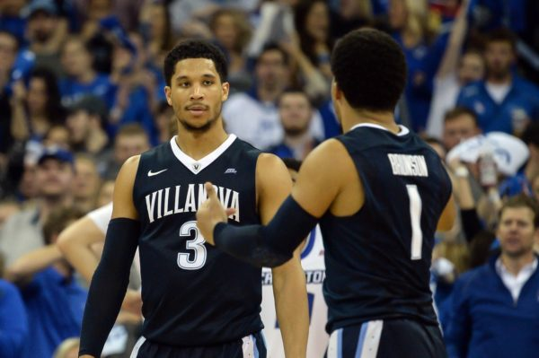 Villanova and Josh Hart Just Keep Rolling (USA Today Images)