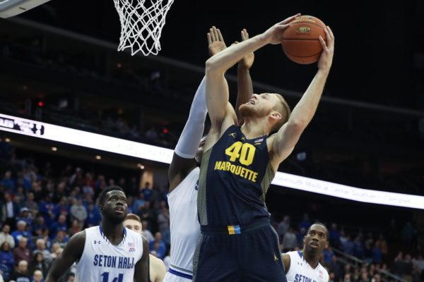 Marquette's Luke Fischer (USA Today Images)