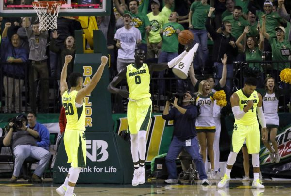 Baylor is Off to One of Its Best Starts Ever (USA Today Images)