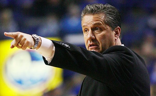Calipari S Kentucky Wildcats Are Young Streaky And Loaded: Freeze Frame: Kentucky's Reboot « Rush The Court