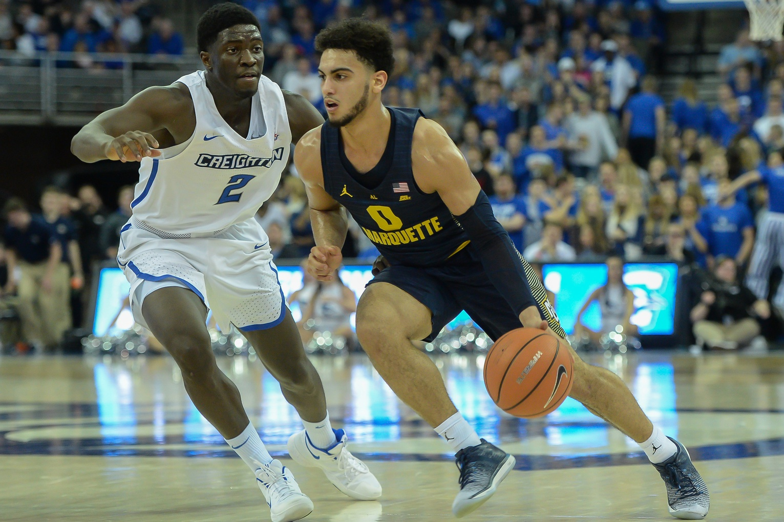Ranking The Top 50 Big East Players Part Iii 16 1 Rush