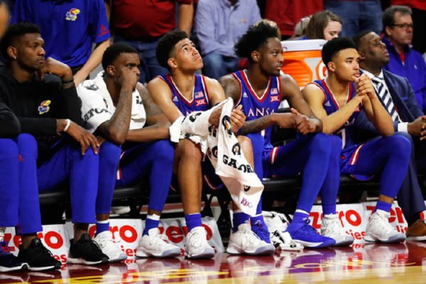 Kansas Jayhawks Basketball Big 12